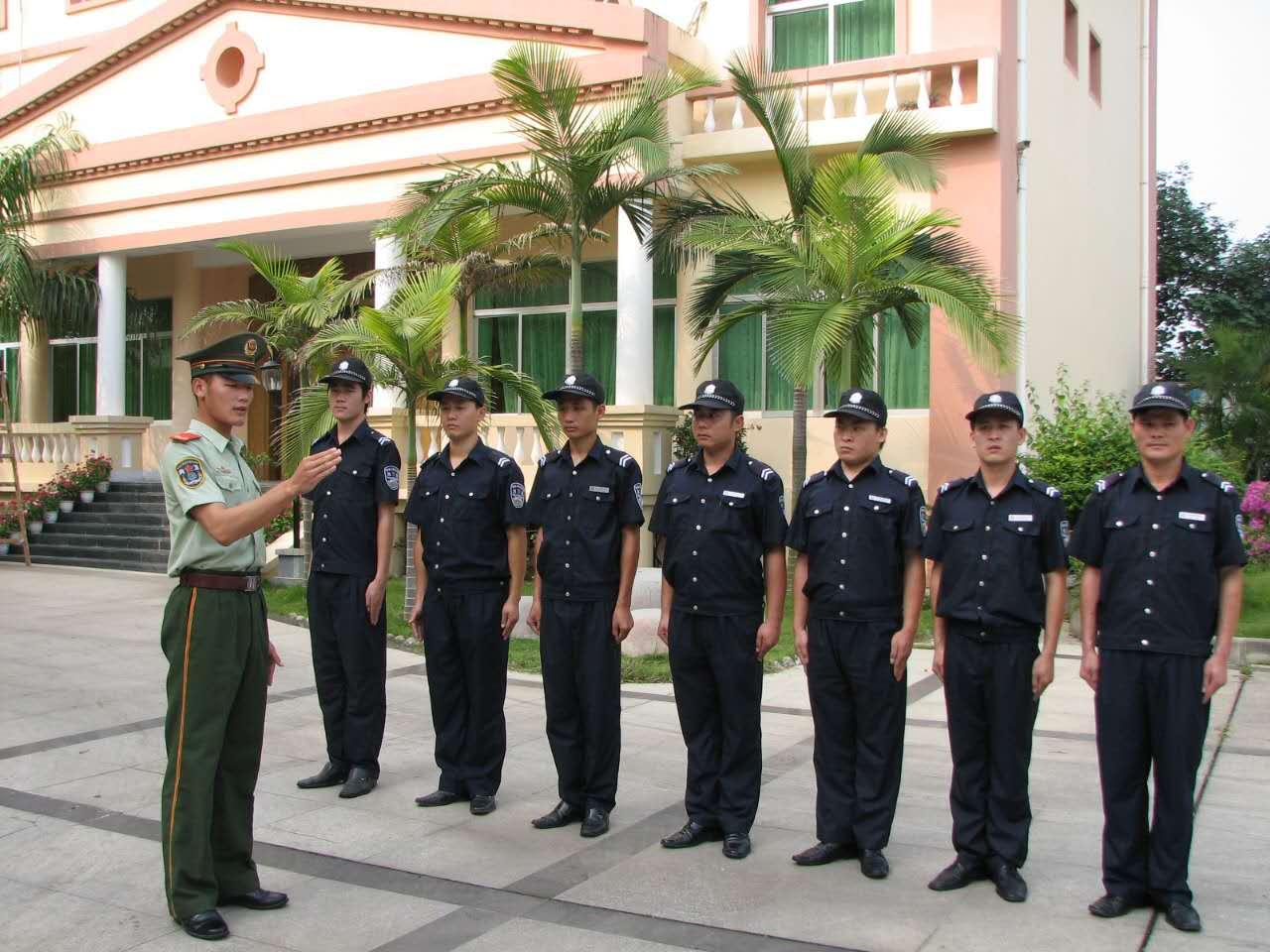 保安服务行业保镖服务行业需要被尊重